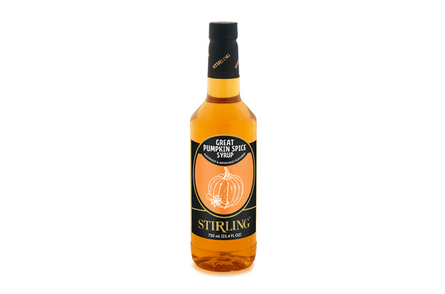 Great Pumpkin Spice Syrup