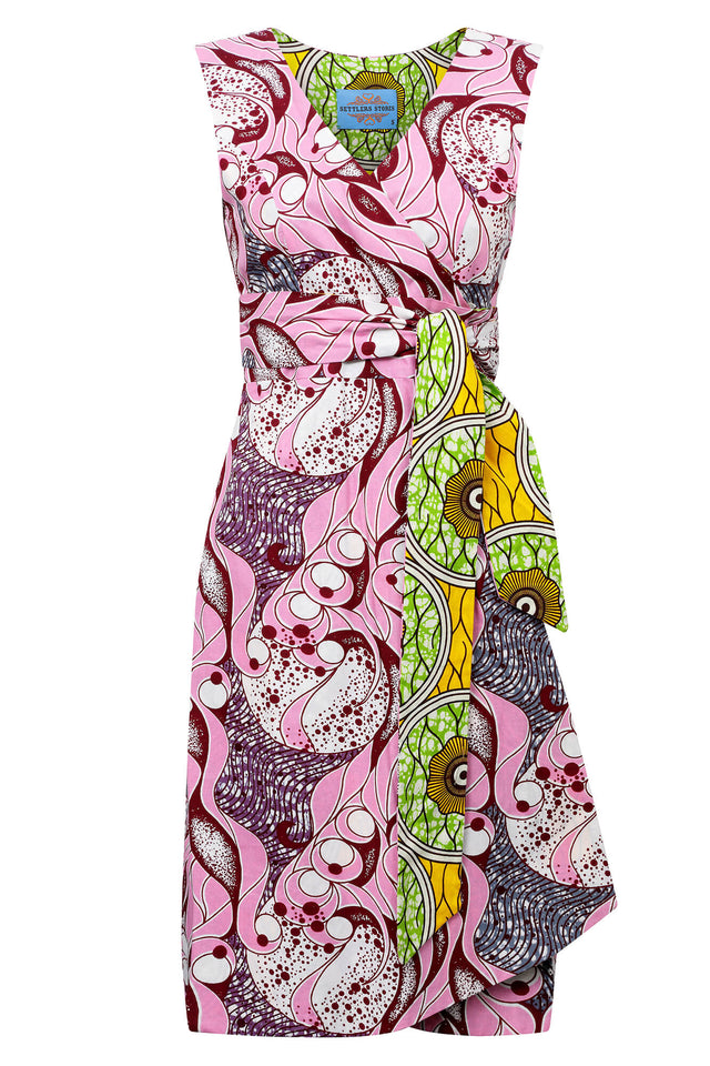 Johnson Wrap Dress - Summer