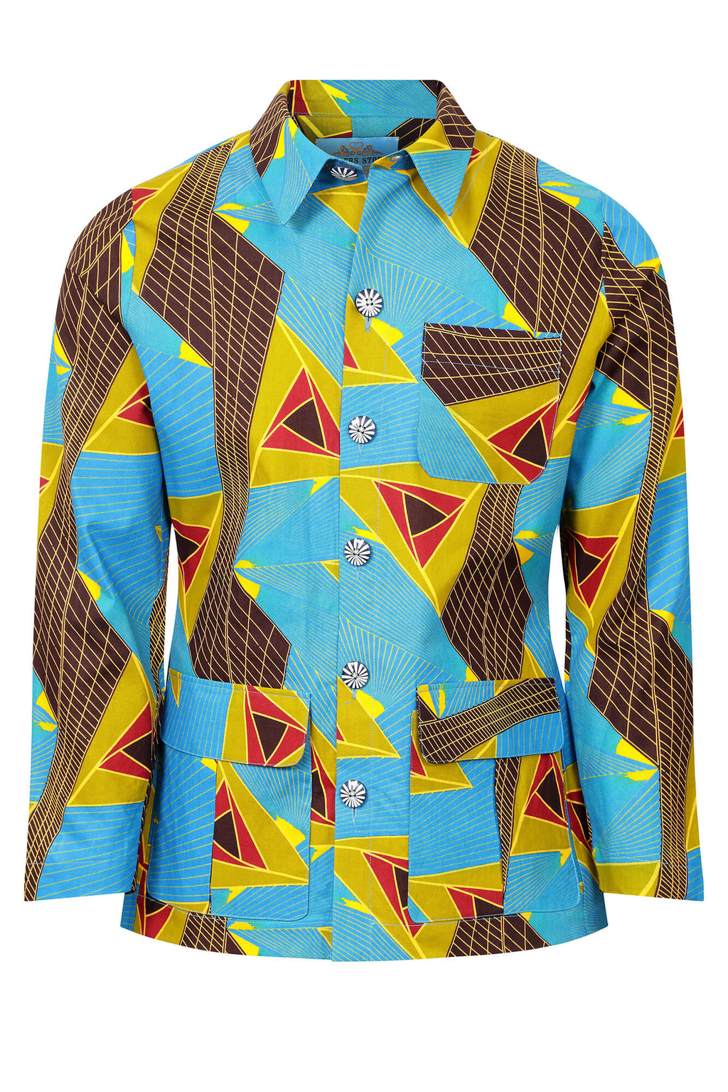 The Fela Jacket - Summer