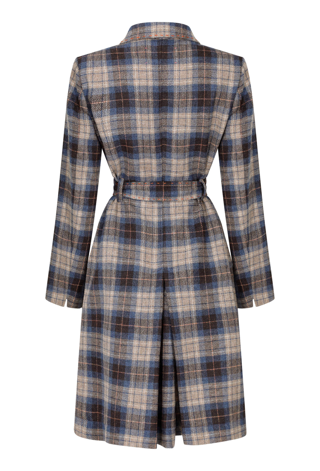 blue-check-tweed-coat-dress