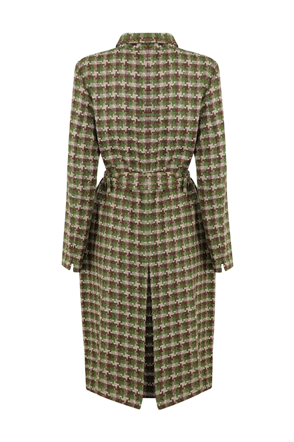 green-scottish-bespoke-tweed-coatdress