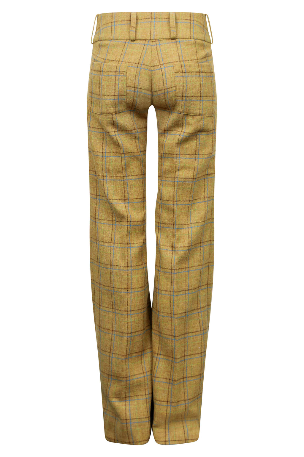 mustard-check-scottish-bespoke-tweed-trousers-womens