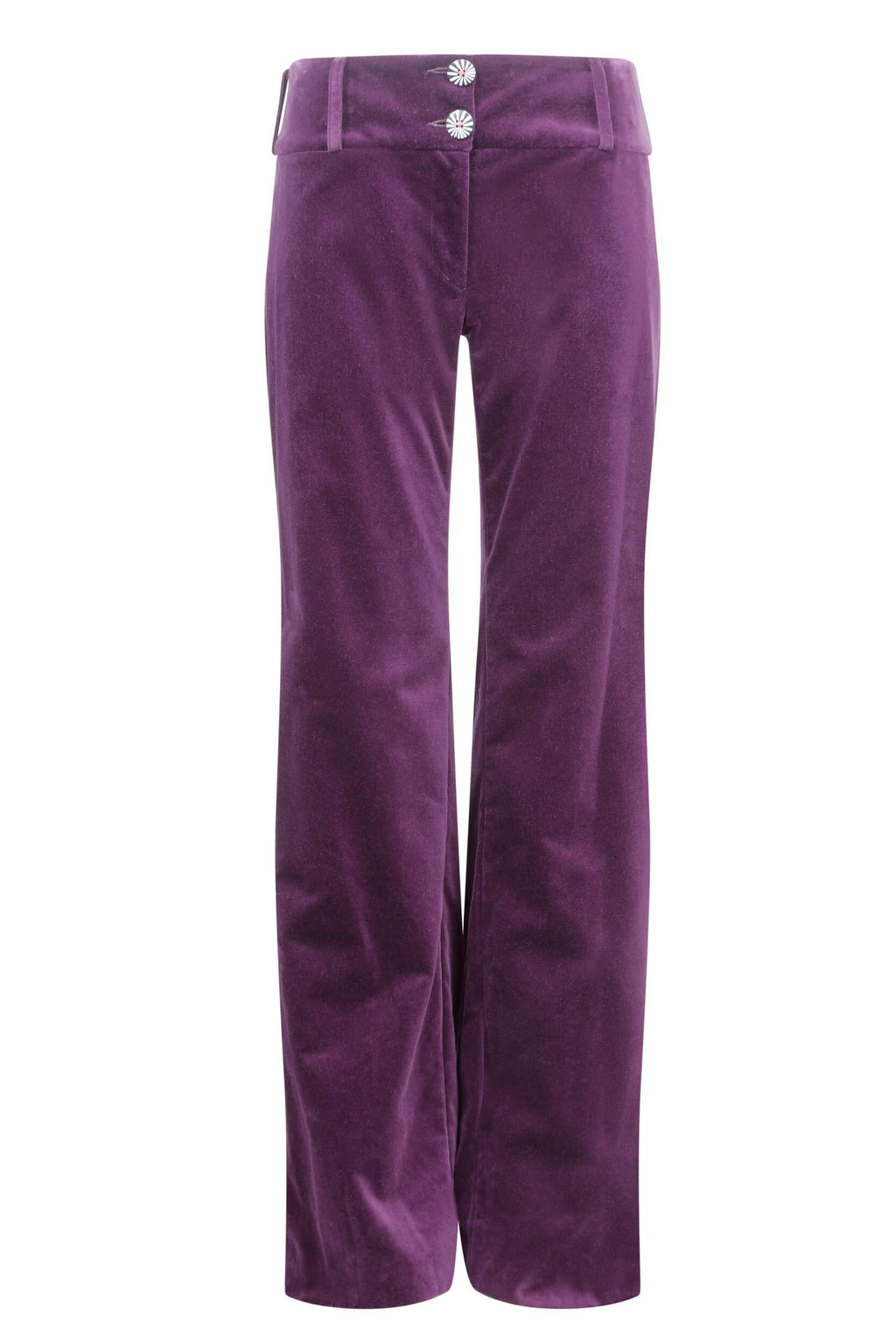 purple-velvet-womens-trousers