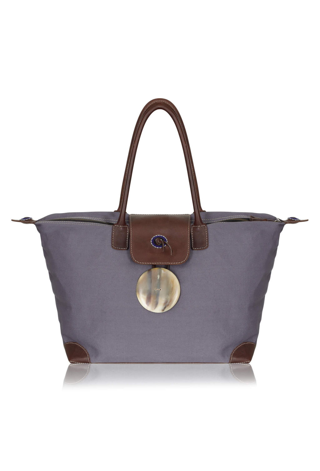 slate-grey-weekend-bag-leather-canvas-luggage