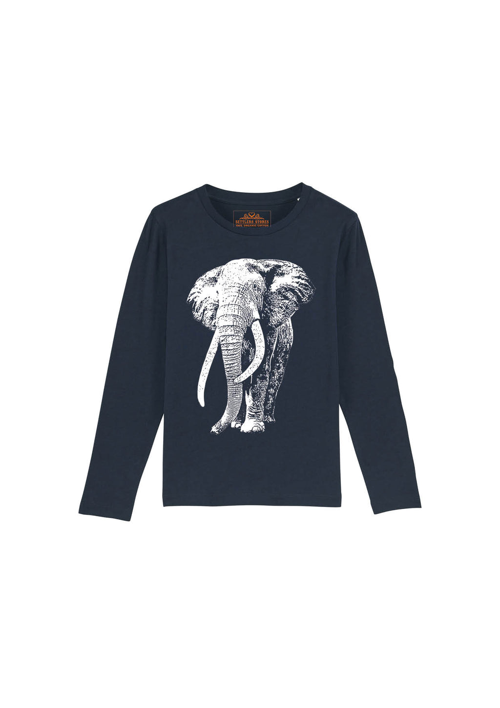 dark-blue-organic-cotton-long-sleeved-childrens-t-shirt