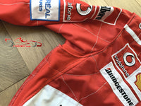 Michael Schumacher Racing Suit WORLD CHAMPION / Ferrari F1