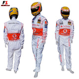 Fernando Alonso 2007 Replica racing suit / Mc. Laren F1 - www.F1Helmet.com