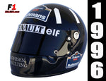 Damon Hill 1996 Replica Helmet / Williams F1 - www.F1Helmet.com