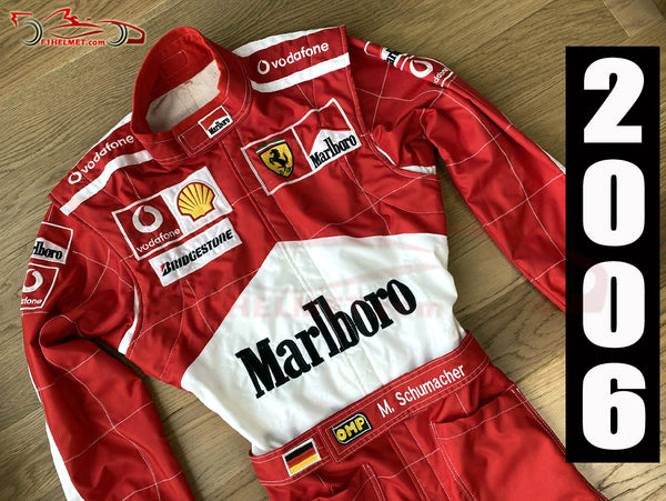 Michael Schumacher 2006 Replica racing suit / Ferrari F1