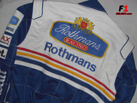 Jaques Villeneuve 1997 Replica racing suit / Williams F1 - www.F1Helmet.com