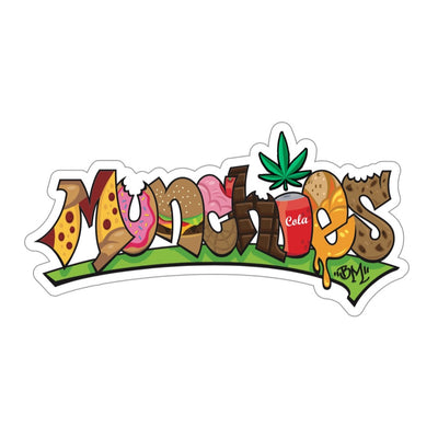 Munchies Sticker