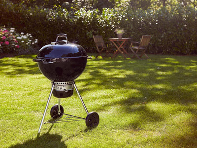 How to cook Low and Slow on the new Weber MasterTouch Plus Kettle