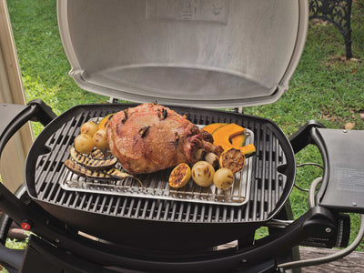 Getting Started: Weber Q Roasting & Baking