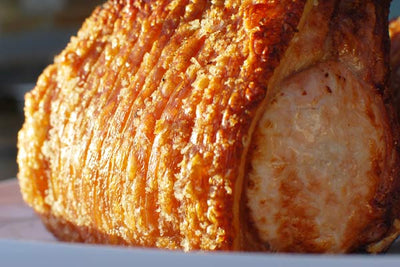 Crackling Roast Pork
