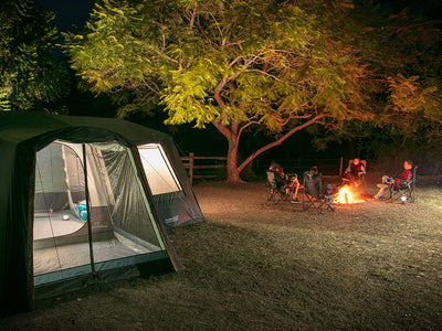 Tips for Keeping Safe while Camping this Summer