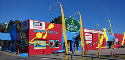 Outdoors and Beyond - camping and outdoors store Nowra