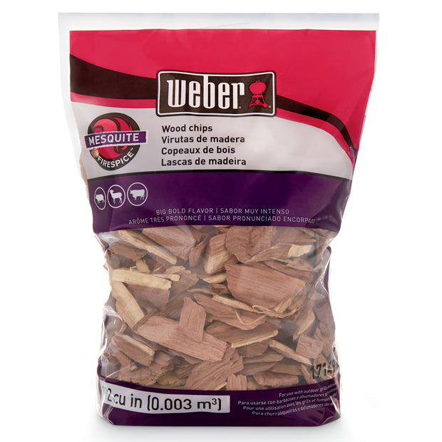 Mesquite Smoking Wood Chips (900g)