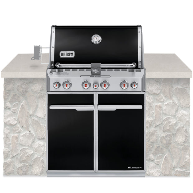 Weber Summit E-460 Built-In BBQ