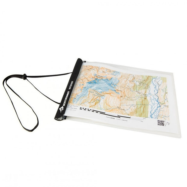 Small Waterproof Map Roll Case