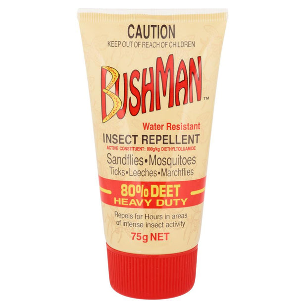 Bushman Ultra Insect Repellent - 75g Gel