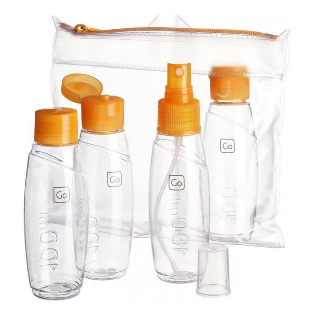 Travel Cabin Bottles Set