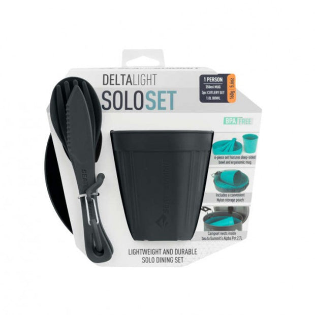 DeltaLight Solo Camp Set