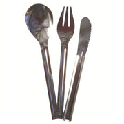 Deluxe Chow 3 Piece Cutlery Kit