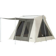 Flex-Bow 6P Canvas Tent