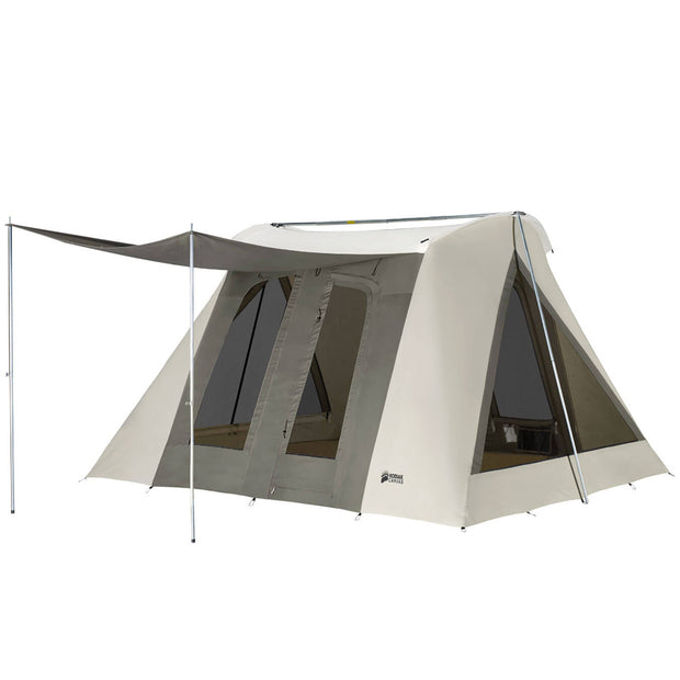 Flex-Bow 8P Canvas Tent