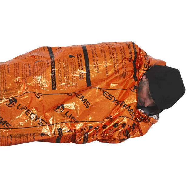 Heatshield Bag (Light & Dry Bivy Bag)