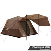 Instant Up 4P Evo Silver Series Tent