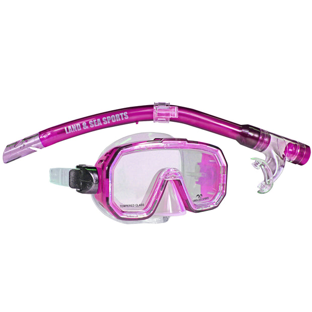 Kakadu Junior Mask & Snorkel Set