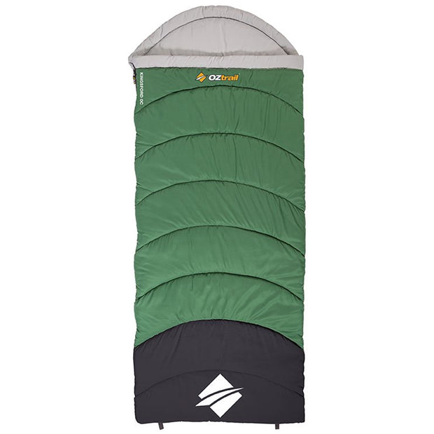 Kingsford Hooded 0°C Sleeping Bag