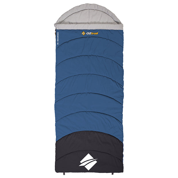 Kingsford Hooded +5°C Sleeping Bag