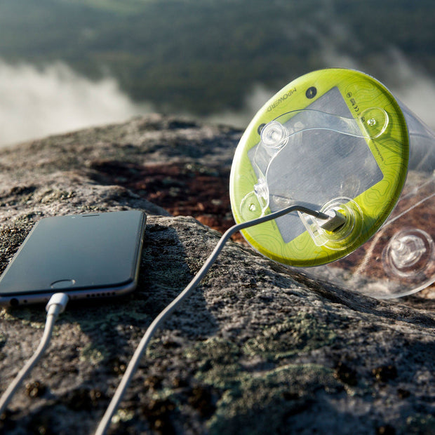 Luci Pro Outdoor 2.0 Inflatable Solar Lantern