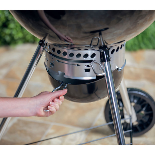 Weber Master Touch Plus Kettle 57cm