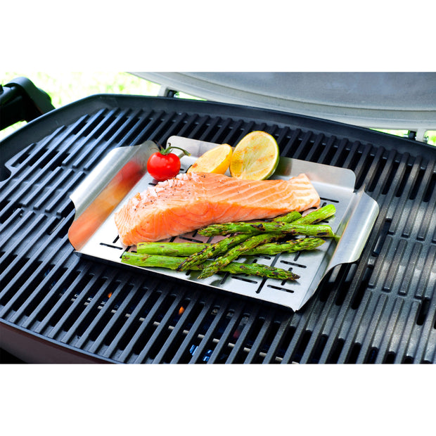 Q S/S Grill Pan