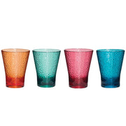 Tritan Tumbler Glass - 4 Pack