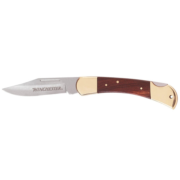"2.5"" Brass Folder Knife"