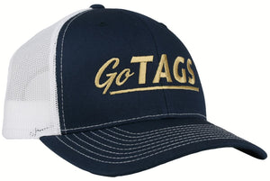 GoTags Custom Embroidered Logo Trucker Caps
