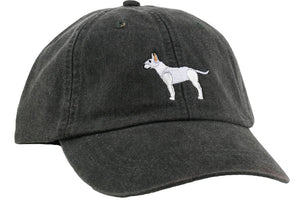 GoTags Embroidered Bull Terrier Baseball Hat