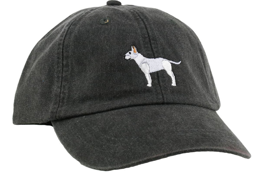 GoTags Bull Terrier Baseball Cap, Soft Twill Dad Hat Embroidered with Bull Terrier Dog