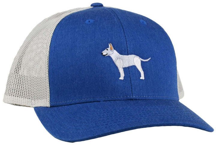 GoTags Embroidered Bull Terrier Trucker Hat
