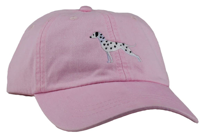 GoTags Dalmatian Baseball Cap,  Soft Twill Dad Hat Embroidered with Dalmatian Dog