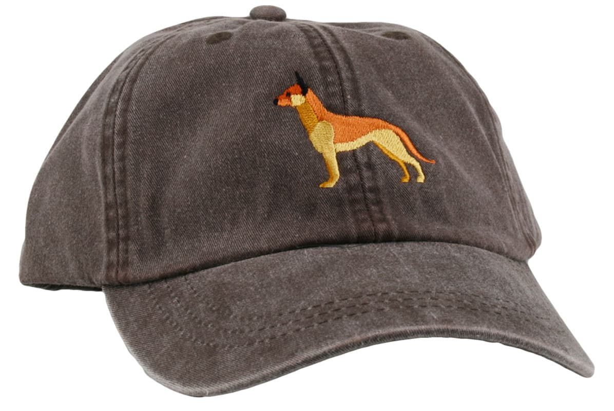 GoTags Embroidered German Shepherd Baseball Cap