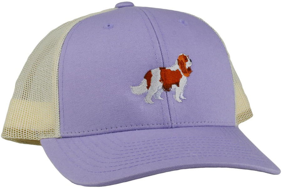 GoTags Embroidered King Cavalier Trucker Cap