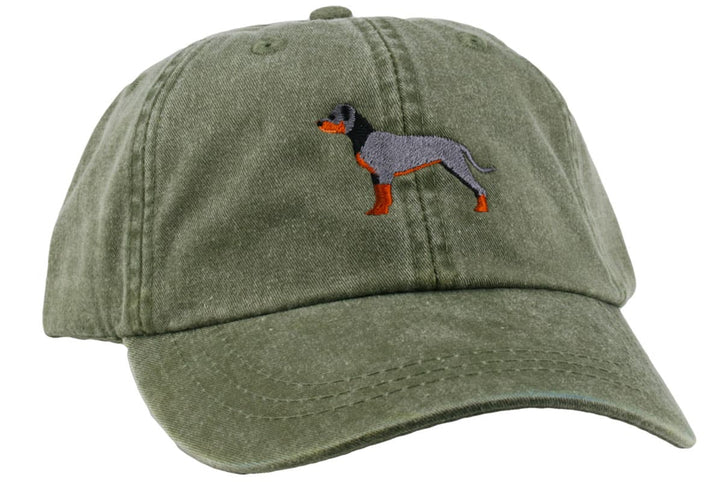 GoTags Rottweiler Baseball Cap, Soft Twill Dad Hat Embroidered with Rottweiler Dog