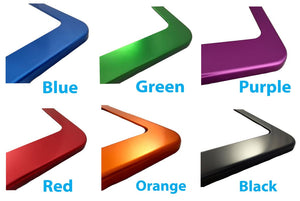 GoTags Personalized License Plate Frame Colors