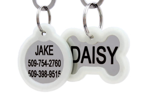 Pet Tags Personalized Engraved Dog Tags Cat Tags Gotags