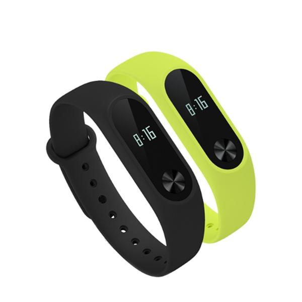 Original Xiaomi Replacement Silicone Wrist Strap WristBand for XIAOMI MI Band 2 - Slabiti